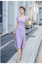 (Pre-order) Emmy Side Slit Dress